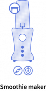 Smoothie maker a jeho funkcie