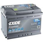 Recenze Exide Premium 12V 77Ah 760A EA770